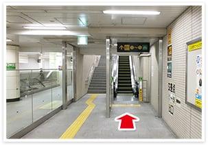 今里筋線アクセス写真2